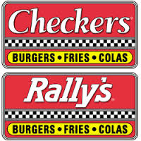 checkers rally logo