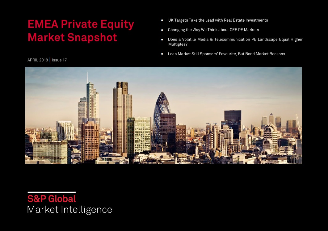EMEA Private Equity Market Snapshot Issue 17