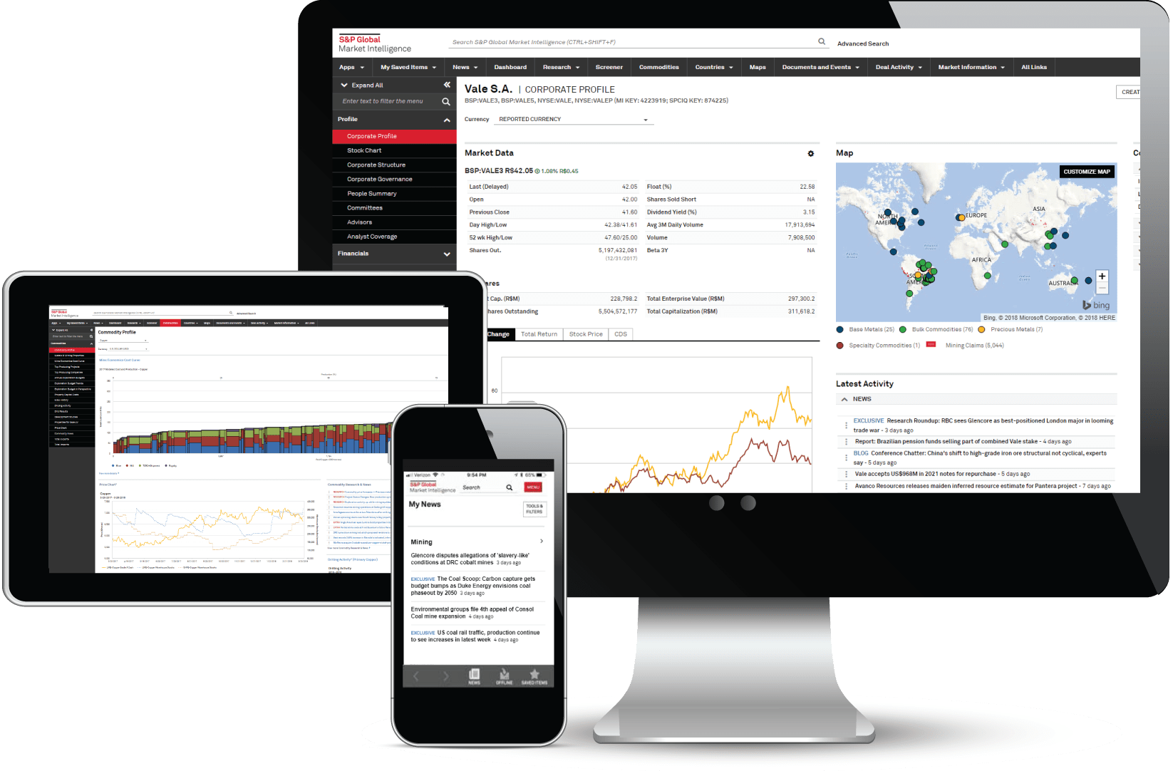 Essential Mining Intelligence Demo Request | S&P Global Market