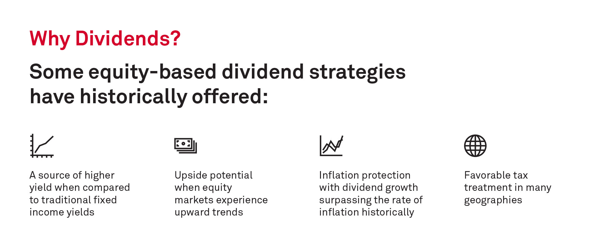 Why Dividends?